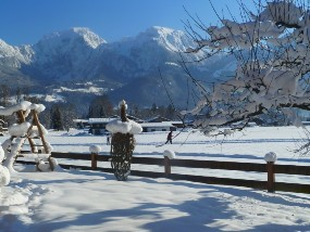 Winterulaub in Schönau am Königssee